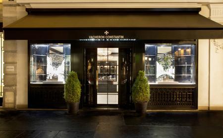 Vacheron Constantin célèbre l'ouverture de sa nouvelle boutique au 2 rue de la Paix