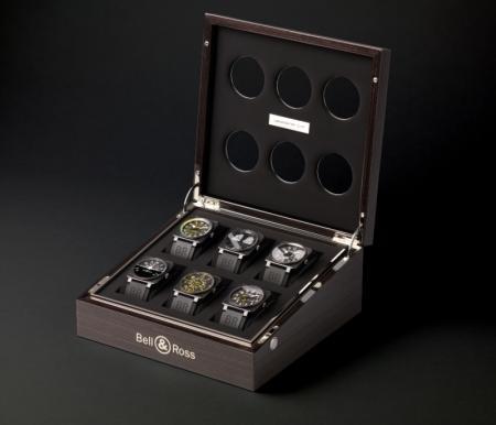 La BR 01 Flight Instruments Collector's Box, on sales at Colette, Paris.