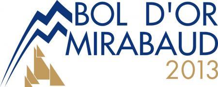 The legendary Bol d'Or Mirabaud's logo