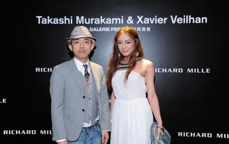 RICHARD MILLE CELEBRATES WITH GALERIE PERROTIN AT ART BASEL HONG KONG