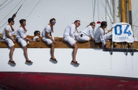The Panerai Classic Yachts Challenge 2013