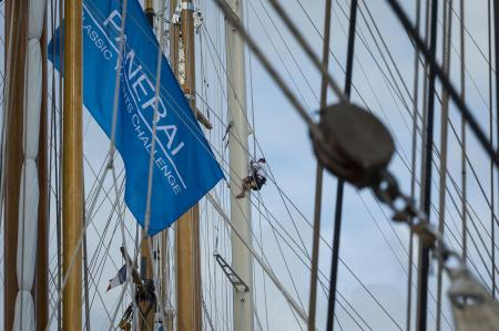 Le Panerai Classic Yachts Challenge 2013