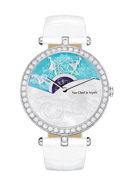 Van Cleef and Arpels - ONLY WATCH 2013