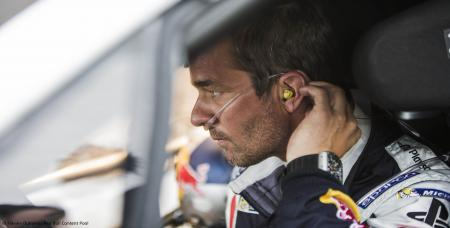 Richard Mille is proud of Sebastien's victory as he is the last member to join the RM family.