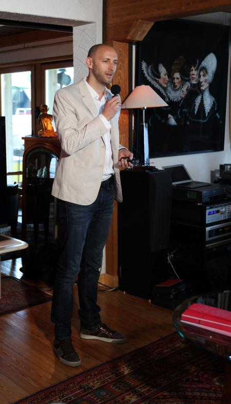 Tim Sayler Audemars Piguet CMO