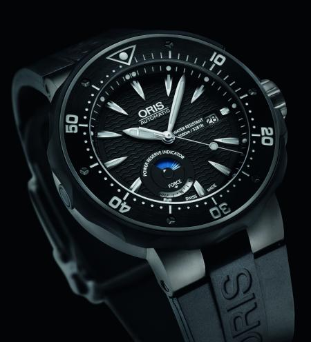 In honour of the historic Hirondelle Swiss watch manufacturer Oris launches the Oris Hirondelle Limited