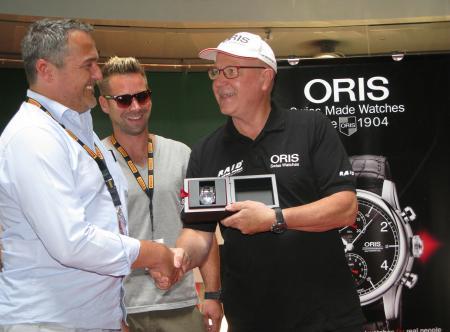 Remise de prix vainqueurs RAID 2012