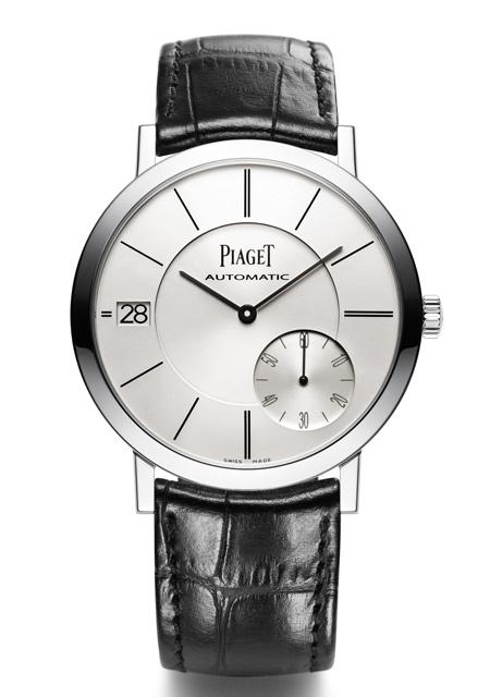 Piaget Altiplano Date in white gold