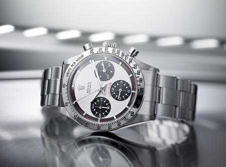 02_Daytona Paul Newman Dial ( Le Cosmograph Daytona équipé du fameux cadran