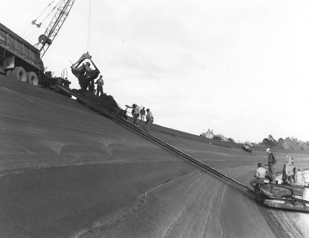 Daytona International Speedway 1958 - ©ISC Archives/Getty Images