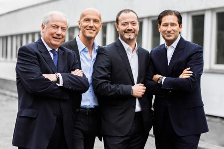 Manufacture Royale - Gérard Gouten, Marc Guten, David Gouten et Alexis Gouten © Johann Sauty