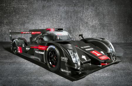 Oris teams up with Audi Sport