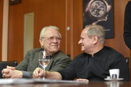 Frédy Girardet & Joël Robuchon