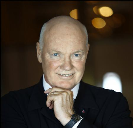 Mr. Jean-Claude Biver, President of Hublot, will also take responsibility for the other watch brands TAG Heuer and Zenith