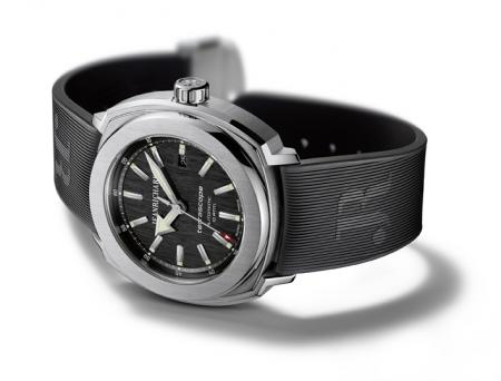 JEANRICHARD Terrascope - Steel - Rubber strap