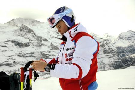 Alexis Pinturault, new sporting partner of Richard Mille