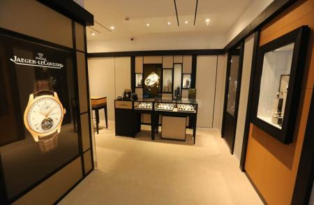 Jaeger-LeCoultre opens its new boutique in Madrid