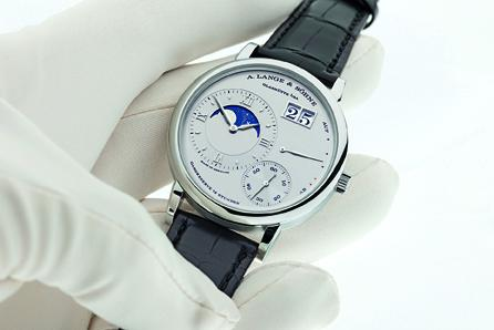 A. Lange & Söhne's 2014 debuts on boutique tour