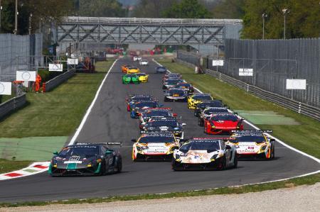 GT Series 2014 Monza