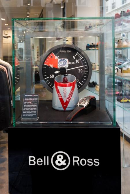 Bell & Ross at Colette !