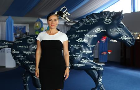 Kate Winslet, Longines Ambassador of Elegance