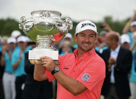 Graeme McDowell, Audemars Piguet Ambassador since 2005, retains his French Open title