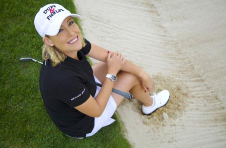The american golfer Cristie Kerr joins the Richard MIlle team