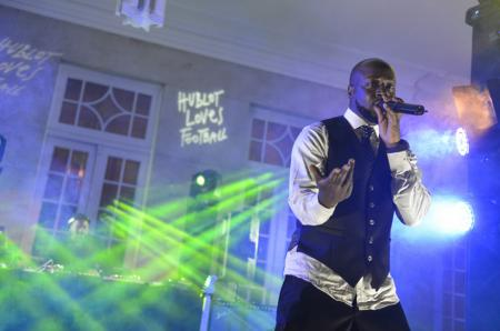Hublot Closing Party in Rio - Wyclef Jean