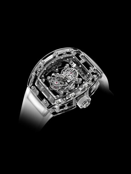 Richard Mille - Tourbillon RM 56-02 Sapphire