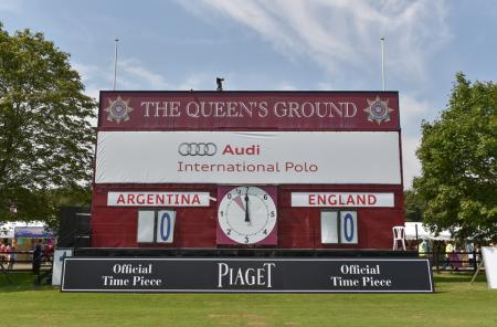 Piaget, Official Timepiece Partner of the Audi International for the Coronation Cup