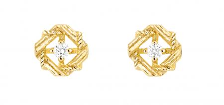 New My Dior earrings - Septembre 2014