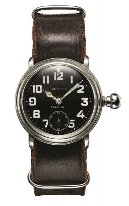 Historical Louis Blériot watch