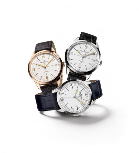 Jaeger-LeCoultre Geophysic® 1958 - Steel, pink gold and platinum versions