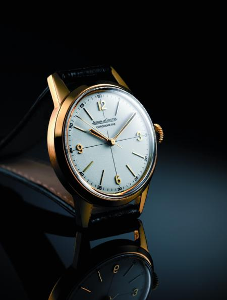 Jaeger-LeCoultre - historical Geophysic® watch