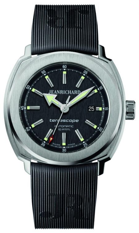 JEANRICHARD Terrascope watch