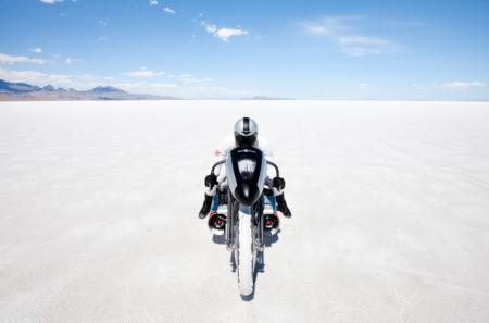 Bonneville: the B-ROCKET adventure