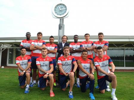 JEANRICHARD & Arsenal Team