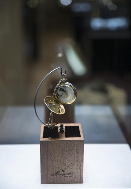 Breguet At the Fine Arts Museums of San Francisco