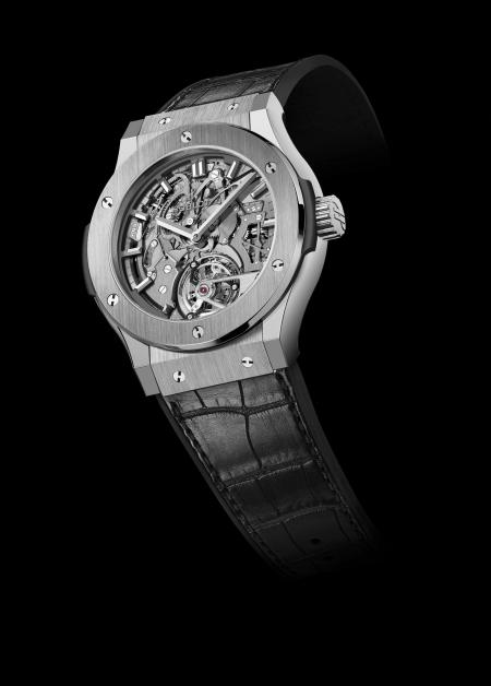 Striking Watch Prize: Hublot, Classic Fusion Cathedral Tourbillon Minute Repeater