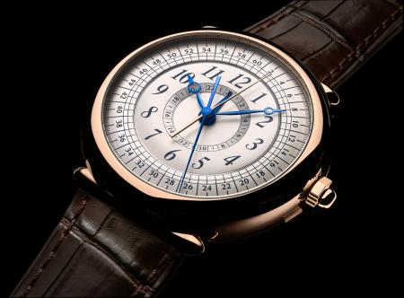 Chronograph Watch Prize: De Bethune, DB29 Maxichrono Tourbillon
