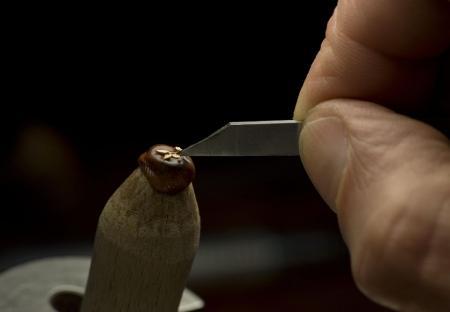 Vacheron Constantin - Fabuleux Ornements - Engraving