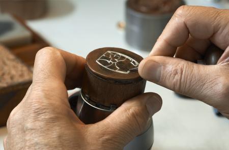 Vacheron Constantin - Engraving calibre 2790SQ