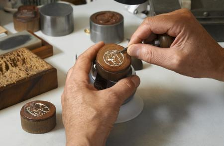 Vacheron Constantin - Engraving calibre 4400SQ