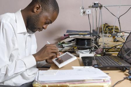 Arthur Zang, 26 ans, Cameroun