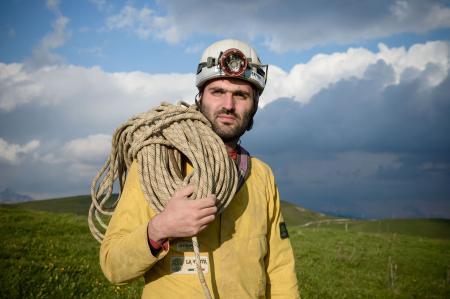 Francesco Sauro, 30 ans, Italie