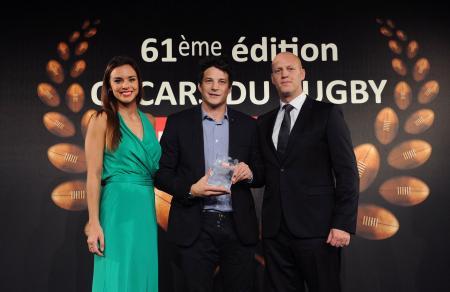 JEANRICHARD Oscars du Rugby - Francois Trinh Duc