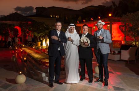 Hublot unveil the ForbiddenX watch in Dubai