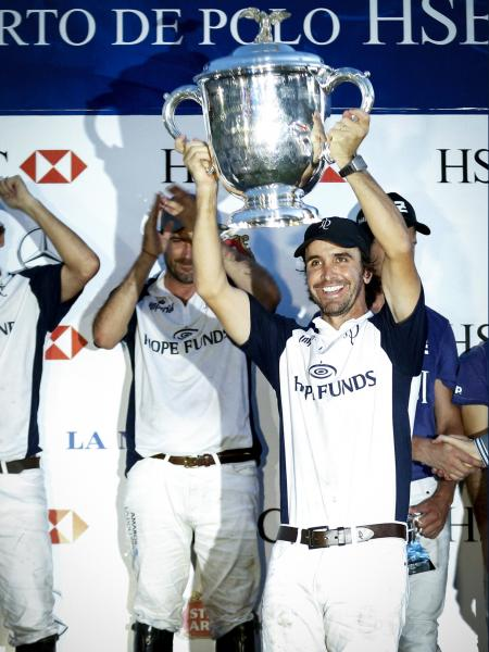 Adolfo Cambiaso wins the Triple Crown in Argentina