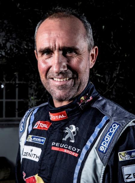 Stéphane Peterhansel, Zenith ambassador