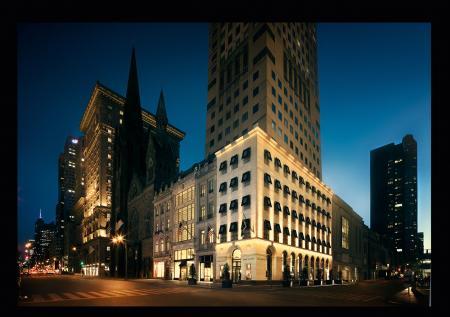 Harry Winston's Salon in New York